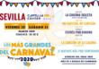 Sevilla celebrará en el Cartuja Center el mejor festival de carnaval de 2020