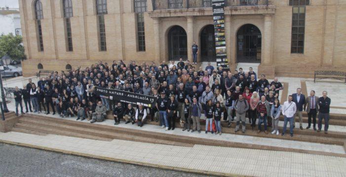 La Puebla del Río recibe más de 300 fotógrafos en una nueva edición de Photo Nature