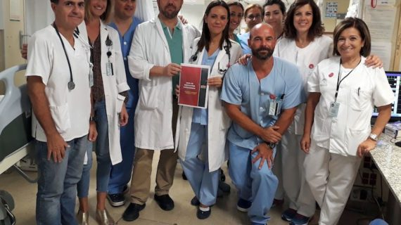 Médicos y enfermeros de las Urgencias del Valme elaboran conjuntamente una Guía de Medicación Intravenosa