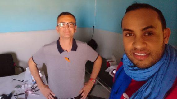 Dos médicos de Herrera, al frente de un estudio sobre diabetes en el Sahara