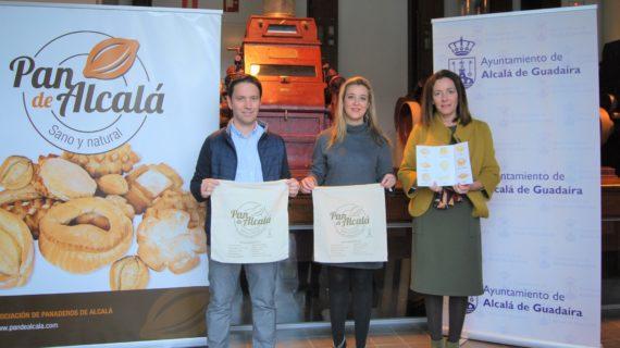 Alcalá de Guadaíra recupera las tradicionales talegas para llevar el pan