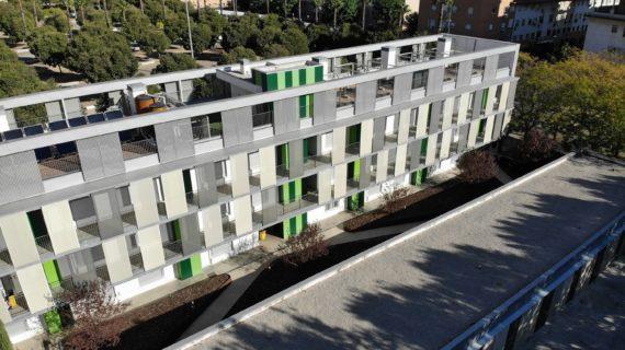Comienza la recepción de solicitudes para el primer edificio de alojamientos cooperativos en Sevilla Este