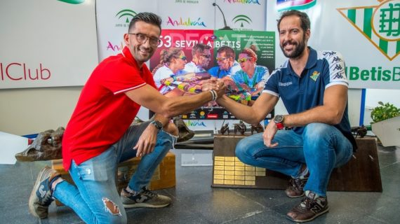 La clásica del remo hispalense rendirá homenaje a José Antonio Muñoz 'Anchoa'
