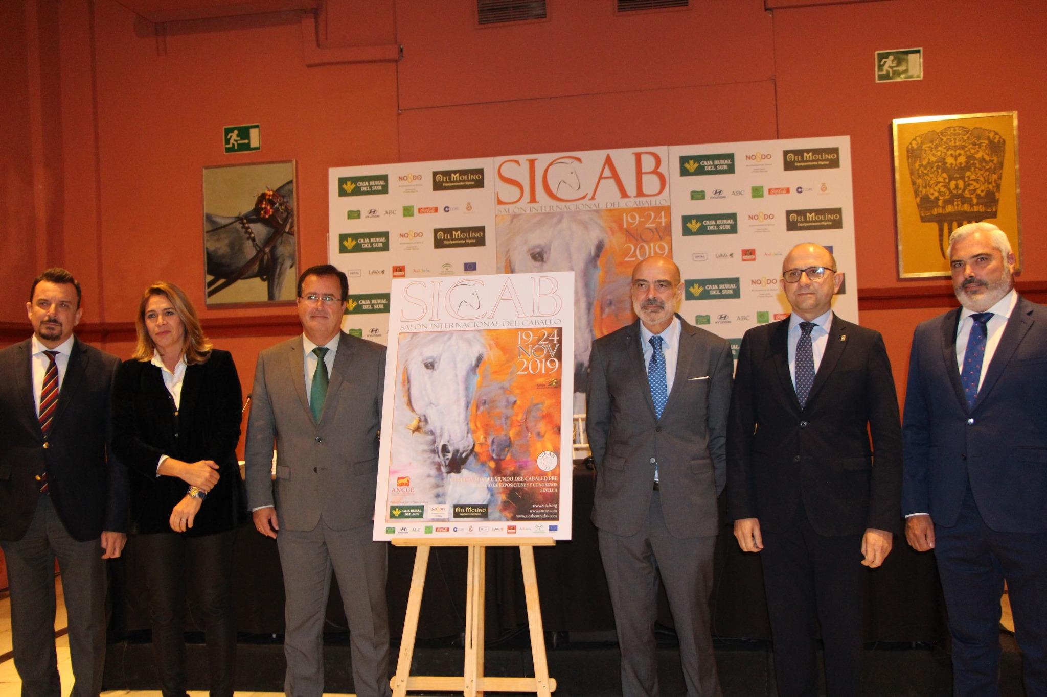 SICAB, elegido entre más de 30 eventos para la implantación de la primera red 5G comercial