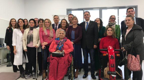 San Lázaro estrena el primer laboratorio de investigación en tecnologías aplicadas a la rehabilitación y fisioterapia neurológica