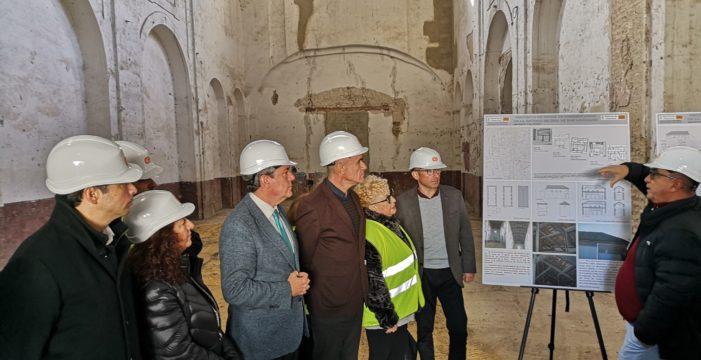 Comienzan las obras de consolidación y conservación de la Iglesia de San Laureano