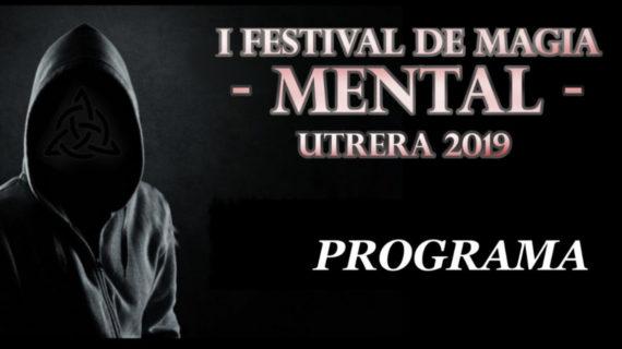 El I Festival de Magia Mental convierte a Utrera en centro nacional de mentalistas