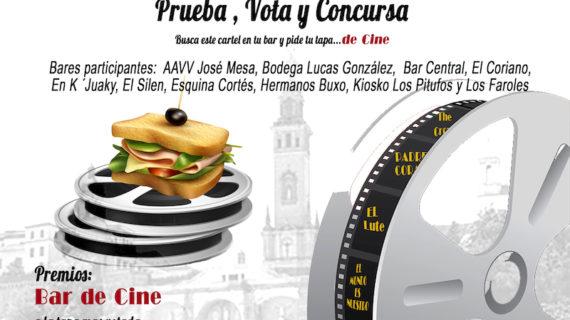 San Juan premiará la 'Tapa de cine' de los bares de la localidad