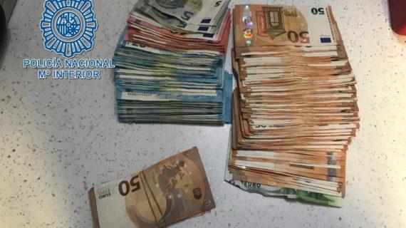 Desarticulado un entramado criminal dedicado al tráfico de drogas a pequeña escala en Sevilla