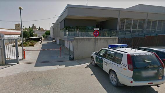 Detenida la empleada de una residencia de ancianos de Utrera por hurto de joyas