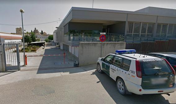 Detenida en Utrera una persona por robo con violencia en grado de tentativa a una mujer