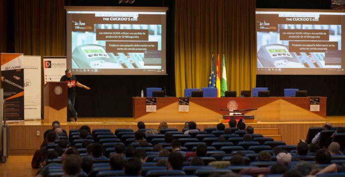 Más de 400 'hackers' se darán cita este fin de semana en Sevilla