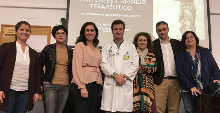 El Macarena reúne a expertos de distintas especialidades para abordar el dolor tras sufrir un ictus