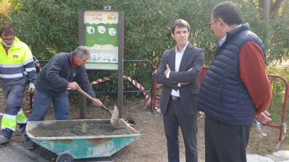 Comienza la campaña de concienciación y respeto a la biodiversidad en los parques Sevilla