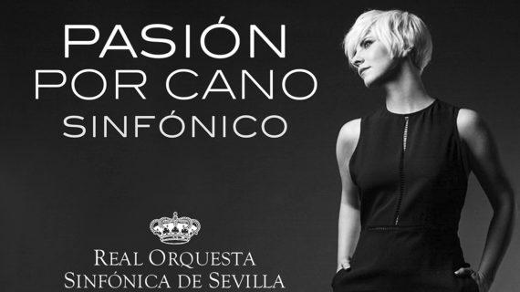 Pasión Vega llega al Cartuja Center junto a la icónica Real Orquesta Sinfónica de Sevilla