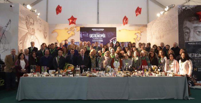 Sevilla da la bienvenida a la Navidad con su muestra de productos agroalimentarios de la provincia