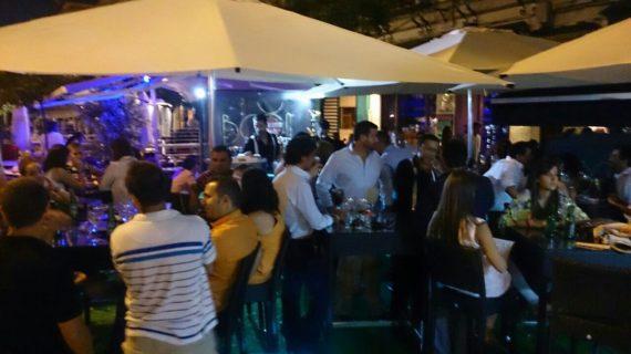 Clausurados 18 bares en el centro la capital por permitir el consumo en la vía pública y ocupar las aceras