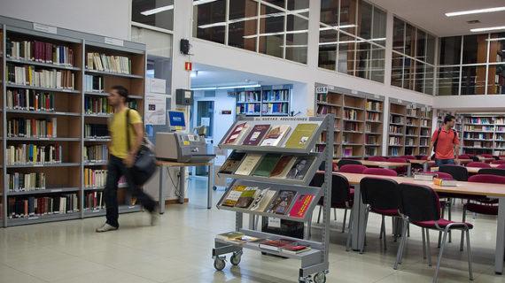Consulta los horarios de Navidad de las bibliotecas y salas de estudio de la US
