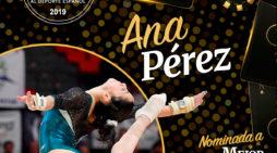 La sevillana Ana Pérez, nominada a Mejor Deportista Femenina Sub 23 en los Premios Admiral al Deporte Español