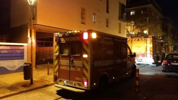Bomberos evitan una deflagración en una vivienda en la que la dueña había dejado el gas abierto