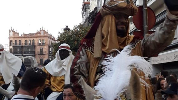 Consulta el itinerario definitivo del Heraldo Real de Sevilla 2020