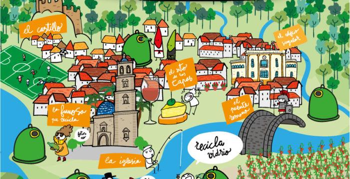 Brenes, La Algaba, Osuna, Camas y Arahal impulsan el reciclaje de envases de vidrio con el Reto 'Mapamundi'