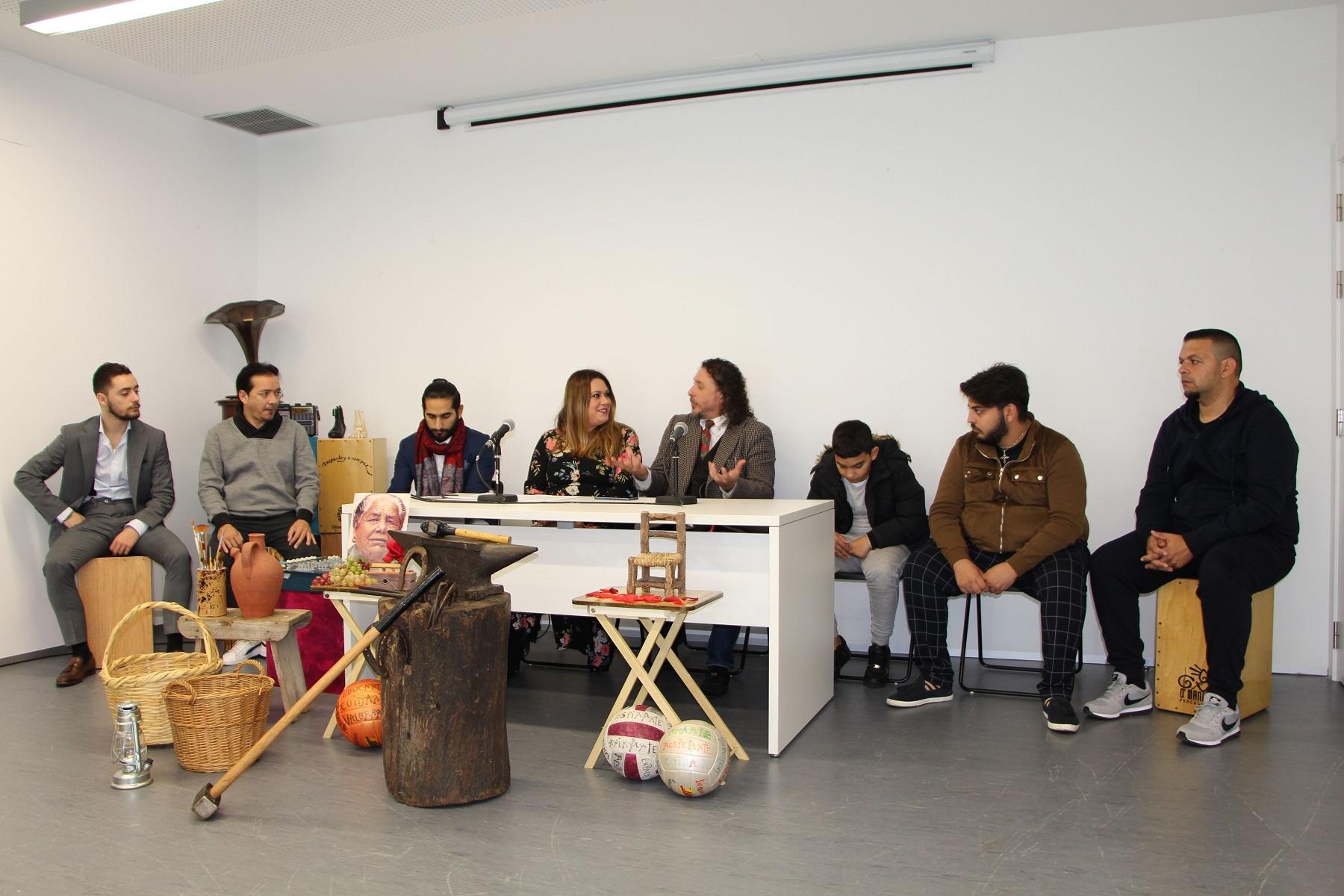 Factoría Cultural despide el año con 'Origen', una puesta en escena del proyecto social Fuera de Serie