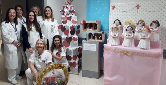 El Área de Gestión Sanitaria Sur de Sevilla celebra suIII Concurso de Belenes y Ornamentación Navideña