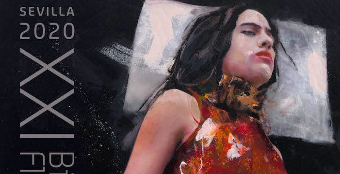La Bienal de Flamenco de Sevilla presenta el cartel de su XXI edición, obra de Lita Cabellut