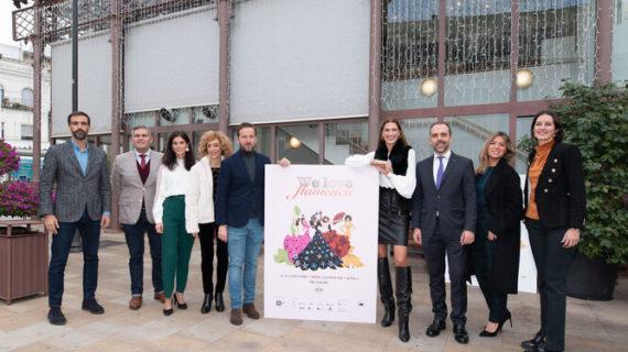 Laura Sánchez presenta el cartel de la octava edición de We Love Flamenco en la capital