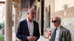 El Real Alcázar recupera las 'Tertulias en la Casa del Asistente Olavide'