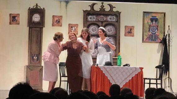 'Tabla y telón', teatro en estado puro en Gerena