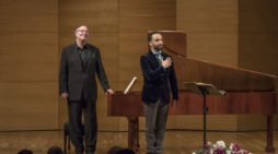 Triunfo del tenor estepeño Francisco Fernández Rueda en el Espacio Turina