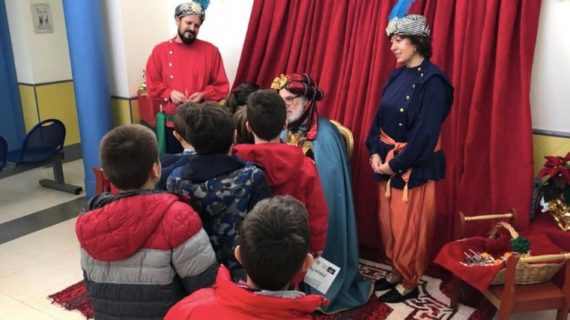 Los centros de salud de Arahal y Paradas premiarán la mejor carta a los Reyes Magos