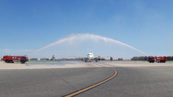 American Airlines y Vueling conectarán con su código compartido Florencia y Sevilla con rutas de EEUU