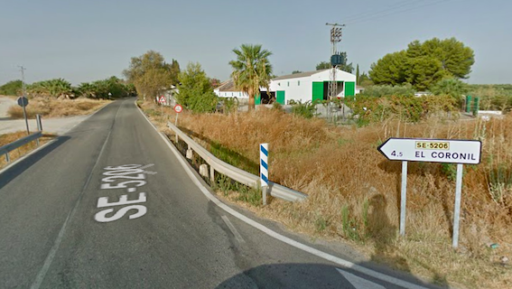La Diputación realizará arreglos en carreteras de Morón, El Coronil y Fuentes de Andalucía