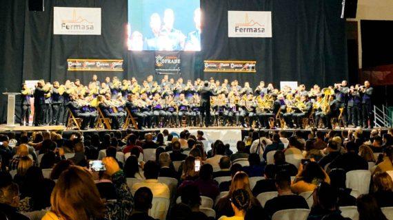 Concierto solidario de Las Cigarreras a beneficio de Don Bosco