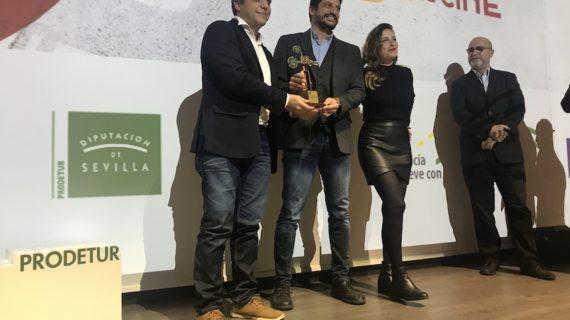 'Llamando al cielo', de Paco Ortiz, primer premio del III Certamen de Cortos de la Provincia de Sevilla