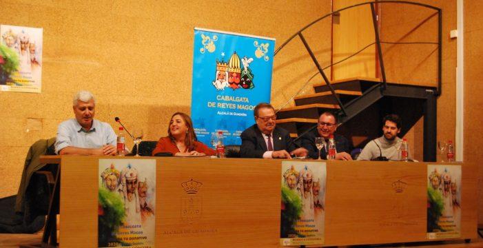 Alcalá edita un cuento infantil para celebrar su cabalgata de Reyes Magos