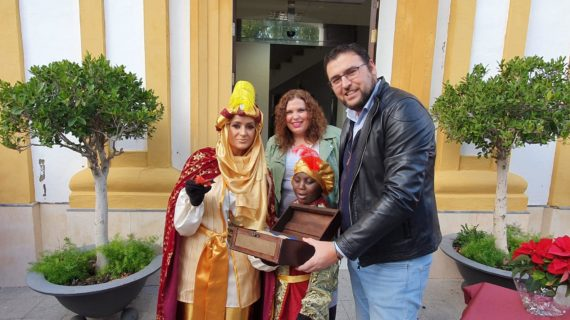 El Heraldo Real de Guillena visitará Torre de la Reina y Las Pajanosas