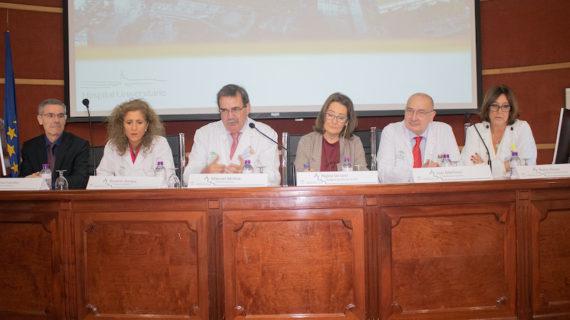 Rosario Amaya, nueva directora médica del Hospital Universitario Virgen del Rocío