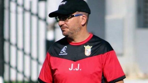 José Juan Romero, el sevillano que ha llevado al Ceuta a cuartos de Copa