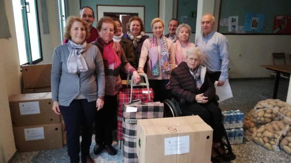 Doscientas familias de Marchena cenarán en Navidad gracias a la solidaridad