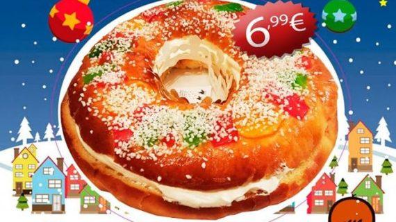 El mejor roscón de Reyes de España es de Guillena