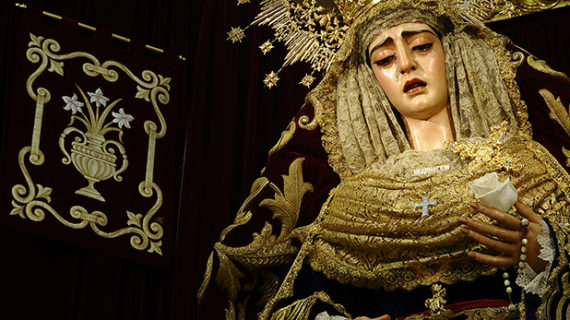 Salida extraordinaria de la Encarnación de San Benito por el XXV Aniversario de su coronación canónica