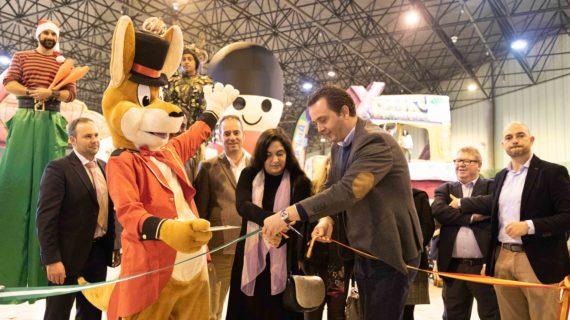 Más de 45.000 visitas consolidan 'Sevillandia' como uno de los principales atractivos navideños