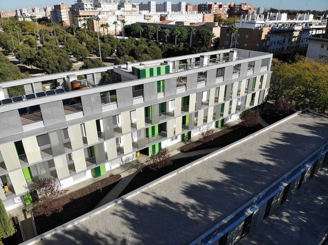 Adjudicadas 32 viviendas de Emvisesa en Sevilla Este