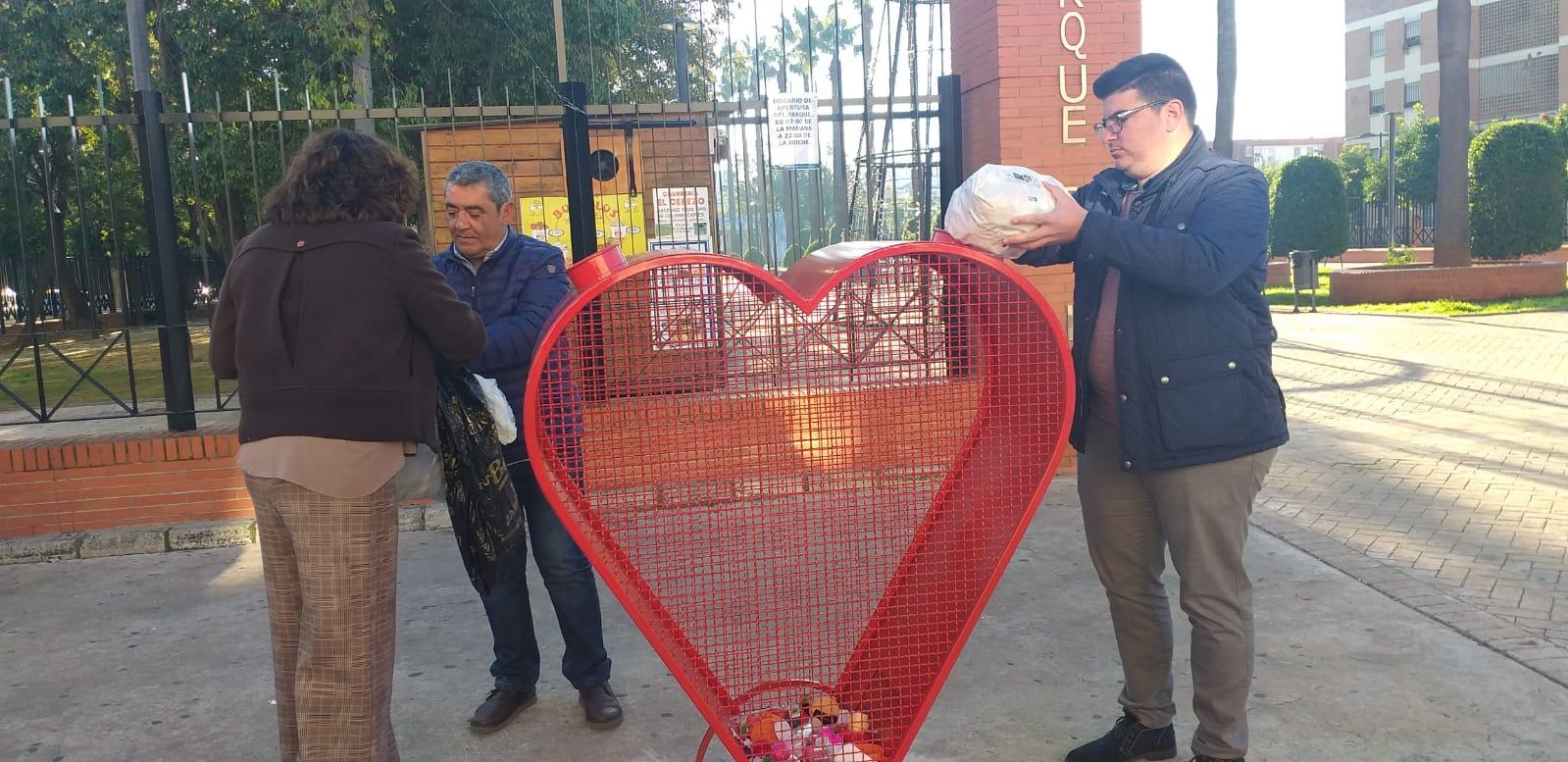 'Recicla con corazón', la campaña de El Viso del Alcor para la recogida de tapones solidarios