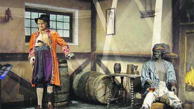 Piratas y corsarios desembarcan en Sevilla para desvelar los misterios de 'Los Ladrones del Mar'