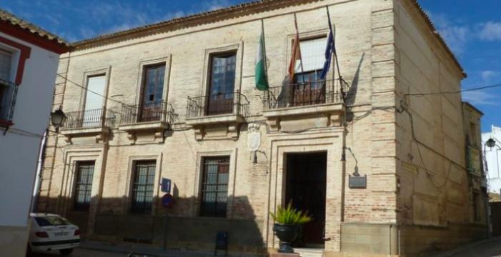 La Junta rehabilitará el edificio del Ayuntamiento de Fuentes de Andalucía